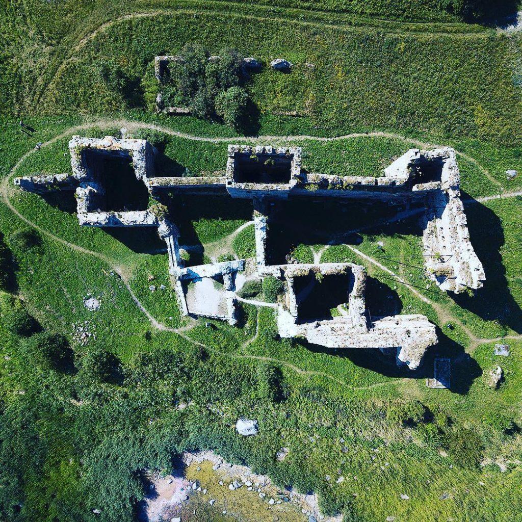 Toolse Castle in Estonia
