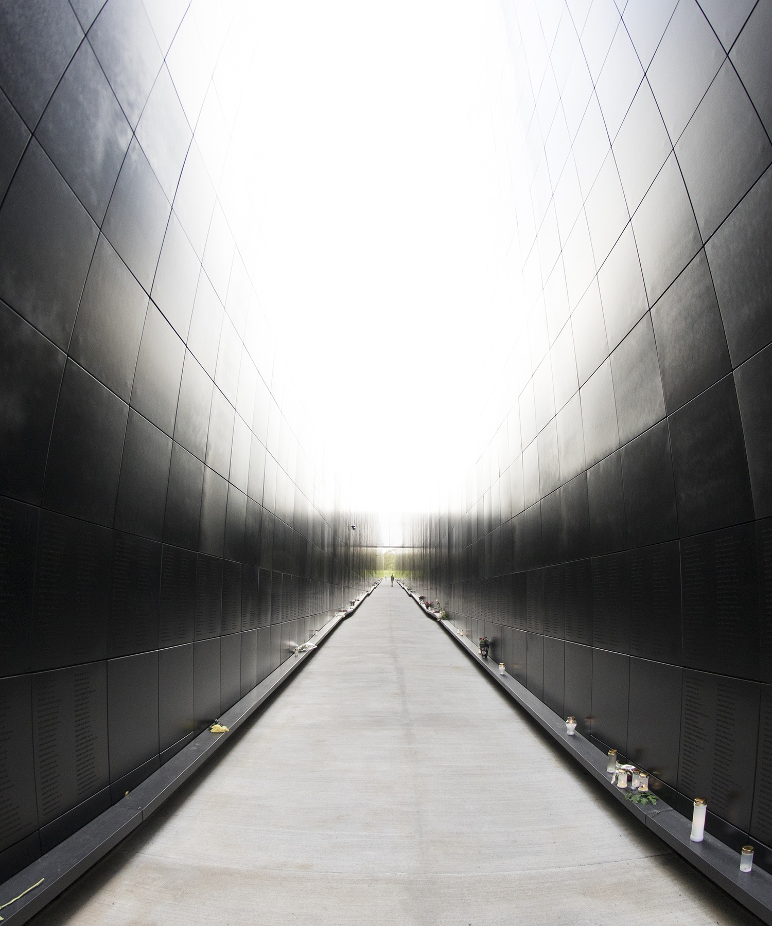 Memorial for communism victims in Tallinn, Estonia